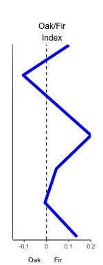 Figure 3. Emphasized index line